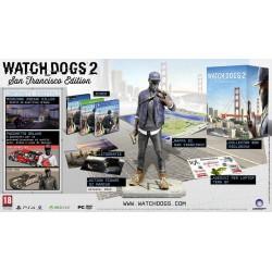 Watch_Dogs 2 - Edizione San Francisco (Con statua di Marcus, 24cm) - XBOX One