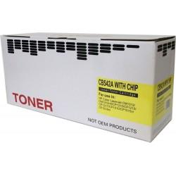 Toner compatibile HP 125A (CB542A) Giallo (NUOVO)