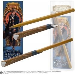 Fantastic Beasts Pen & Bookmark Newt Scamander Noble Collection