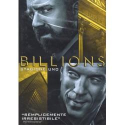 Billions: Stagione 1 - DVD