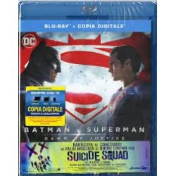 Batman V Superman: Down of Justice - Blu-Ray