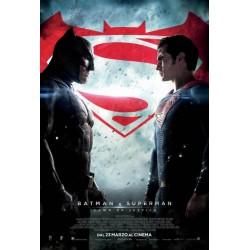 Batman V Superman: Down of Justice - DVD