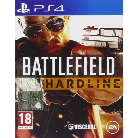 Battlefield: Hardline - PlayStation 4