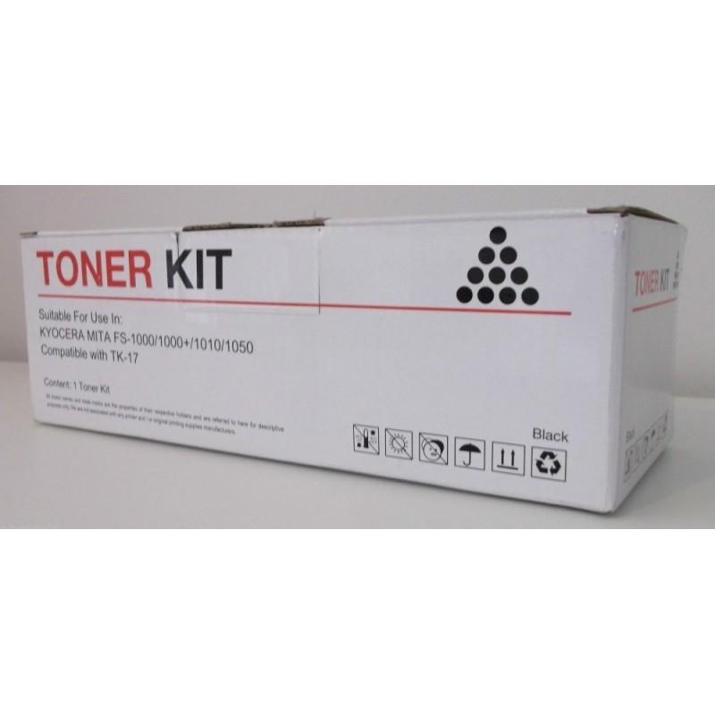 Toner compatibile Kyocera mita TK-17 - FS-1000/1000+/1010/1050 (NUOVO)