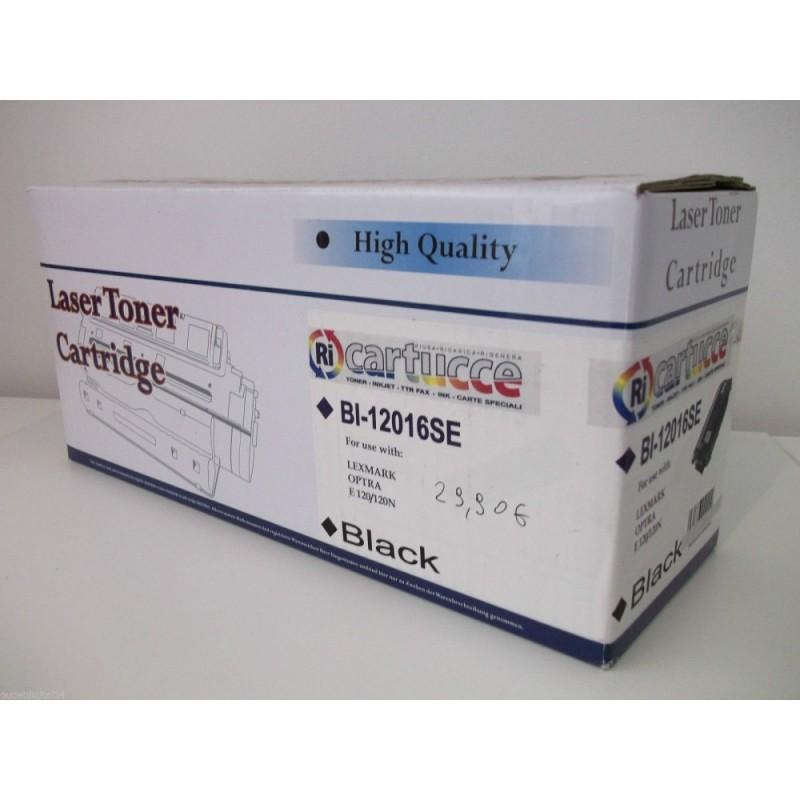 Toner compatibile per Lexmark 12016SE (NUOVO)