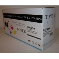 Toner compatibile Samsung CLP325M Magenta per CLP326/321N CLX3186/3186N (NUOVO)