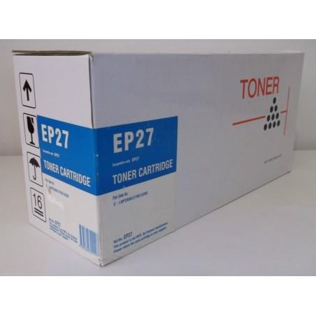 Toner compatibile Canon EP27 per LBP2500/2700/3200 (NUOVO)