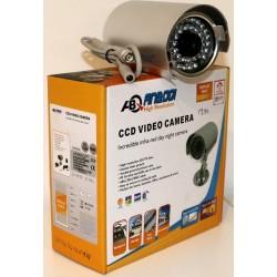 Telecamera IR 600TVL - Silver