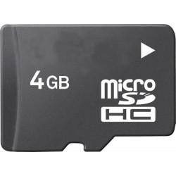 Micro SD 4 GB - TakeMS
