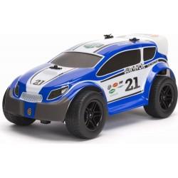 MOTO TC Rally - Controllo via smartphone BlueTouth - Blu/Bianco