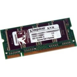 Memoria RAM SODIMM DDR PC400 512MB - Kingston