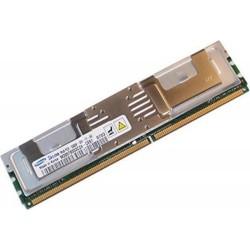 RAM DDR2 PC2-5300 (667MHz), 512 MB, DIMM (240 Pin) ECC Dissipata (argento) - Samsung