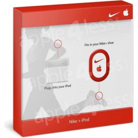 Apple, Sensore per allenamento Nike + per iPod con connettore - Bianco/Rosso
