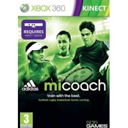 Adidas Mi-Coach - XBOX 360 Kinect