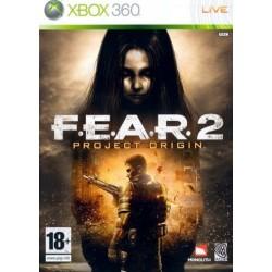 F.E.A.R. 2: Project Origin - XBOX 360