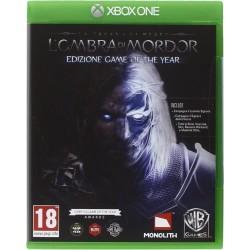 La Terra Di Mezzo: L'Ombra di Mordor (Ed. Game Of The Year) - XBOX One