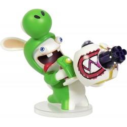 Mario + Rabbids Action Figure Rabbids Luigi - 8 cm