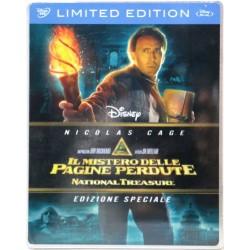 Il Mistero delle Pagine Perdute (Nationa Treasure) (Steelbook, 2 dischi) - DVD + Blu-Ray