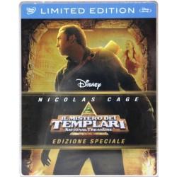 Il Mistero dei Templari (Steelbook, 2 dischi) - DVD + Blu-Ray