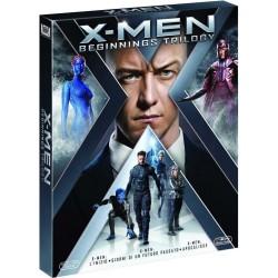 X-Men - Trilogia iniziale: L'Inizio / Giorni Di Un Futuro Passato / Apocalisse - DVD