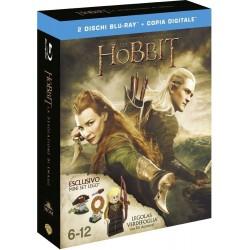 Lo Hobbit: la Desolazione di Smaug con Set Lego (Ed. Speciale e Limitata) - 2 Blu-Ray