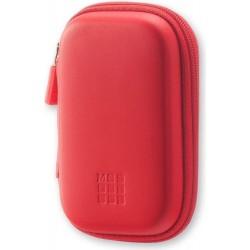 Custodia rigida portaoggetti Moleskine - XS - Rosso