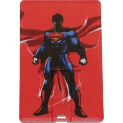 Pen Drive 4 GB formato carta di credito, Batman VS Superman - Superman