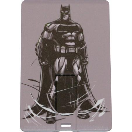 Pen Drive 4 GB formato carta di credito, Batman VS Superman - Batman