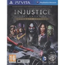 Injustice Gods Among Us (Ultimate Edition) - PS Vita