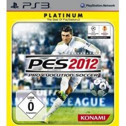 PES, Pro Evolution Soccer 2012 (Platinum) - PlayStation 3