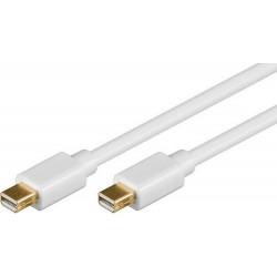 Cavo Mini DisplayPort 1,5 m machio/machio - Bianco