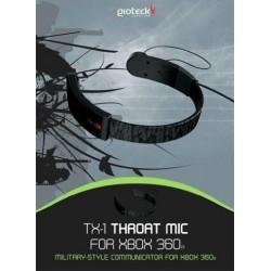 Laringofono (microfono) per XBOX 360 TX-1 Throat Mic - Nero