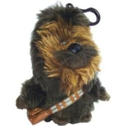 Peluche Star Wars 12cm con moschettone: Chewbacca