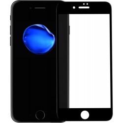 Vetro temperato 9H 3D FullFrame per Apple iPhone 7+ - Nero