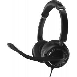 Cuffie a padiglione Hama 52926 Raptor LH2 Headset con microfono - Nero