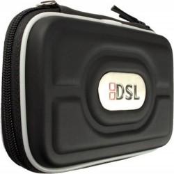 Custodia morbida con fascia per Nintendo DS Lite - Nero