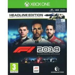 F1 2018 (Headline Edition) - XBOX One
