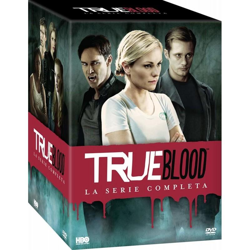 True Blood: La Serie Completa (Stagioni 1-7, 33 dischi) - DVD