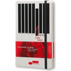 Moleskine Taccuino Bluenote Limited Edition Pocket 9x14 - Bianco