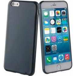Custodia Minigel Muvit per Apple iPhone 6 Plus / 6S Plus - Blu