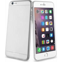 Custodia Minigel Muvit in TPU per Apple iPhone 6 Plus / 6S Plus - Trasparente