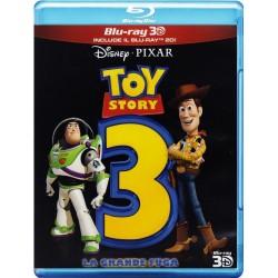 Toy Story 3 la grande fuga (Blu-Ray 3D+2D)