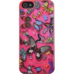 Bigben Christian Lacroix Custodia Butterfly per iPhone 6, Rosa