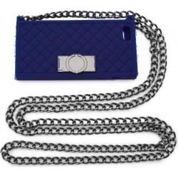O. Jackie, Smartphone Bag per iPhone 6 blu scuro