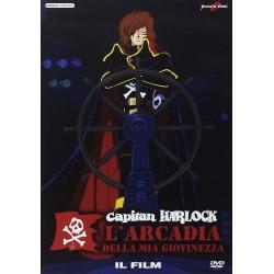 Capitan Harlock: L'Arcadia della Mia Giovinezza - DVD