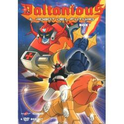 Daltanious: Il Robot del futuro (BOX 1 di 2) - DVD