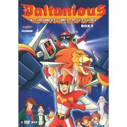Daltanious: Il Robot del futuro (BOX 2 di 2) - DVD