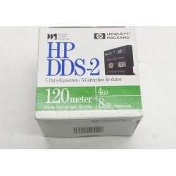 HP DDS-2 DATA TAPES CARTRIDGE 120M 4GB 8GB COMPRESSED 4MM 4/8GB