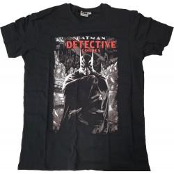 T-Shirt Detective Batman Comics - nero - M