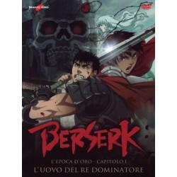 Berserk: L'epoca d'oro - Capitolo 1: L'uovo del re dominatore - DVD